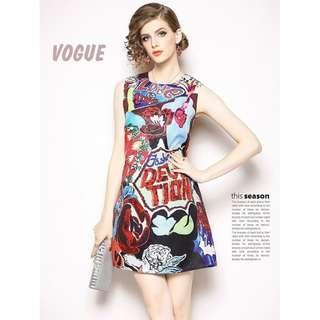 GSS9653X Dress. (instock)