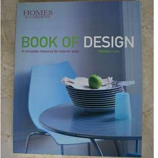 New copy of Book of Design