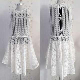 🇰🇷KOREAN FULL DRESS COVER UP