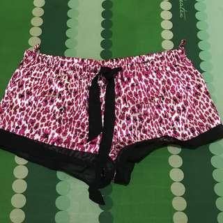 Sleepwear shorts