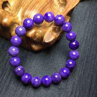 紫雲母手串 10mm
