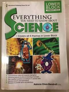 Everything about science (pri 3&4)