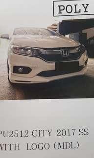 Honda City Modulo Bodykit