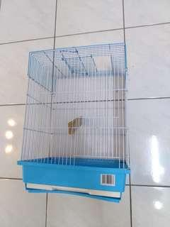 Very good condition metal cage sangkar
