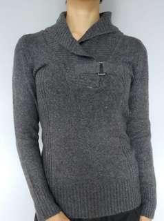 Gray sweater no brand