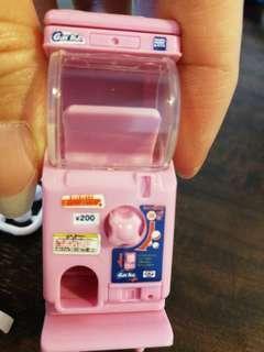Miniature toy machine