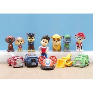 🐾 Paw Patrol Ryder Figurines Cake Topper Toy