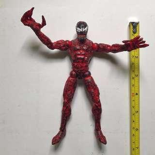 CARNAGE 屠夫 2006年 TOYBIZ 出品 Spider-man 蜘蛛俠敵人 Marvel Legend Marvel comics