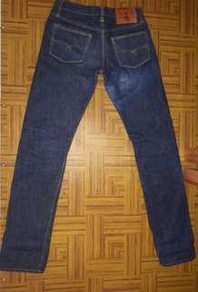 OLD BLUE 7.5 CUT SELVEDGE SPECIAL 3rd ANNIVERSARY