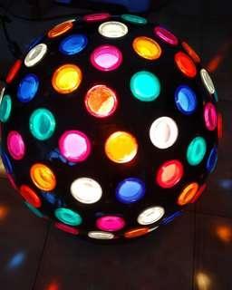 🚚 Disco 燈 舞台燈 旋轉燈