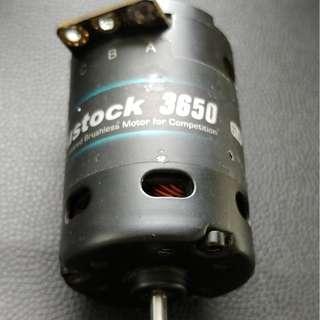 Hobbywing brushless sensored 21.5t rc motor