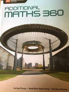 Additional Maths 360