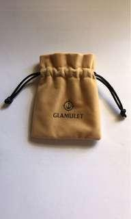 Velvet pouch and box
