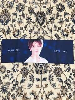 Nct Taeyong fansite slogan