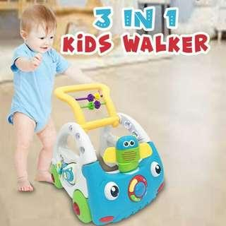 3 IN 1 KIDS WALKER #MY1212