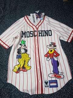 H&M x Moschino Baseball dress