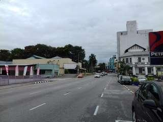 Ipoh old town main road shop for sale