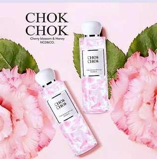 🚚 韓國🇰🇷CHOK  CHOK 櫻花沐浴露