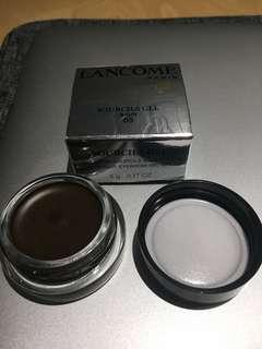 Lancôme waterproof eyebrow gel cream 5g.