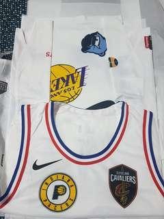 Supreme SS18 x NBA Jersey