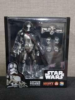 MAFEX Star Wars The Force Awakens Captain Phasma