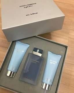 Dolce & Gabbana Light Blue Eau Intense Gift Set Women