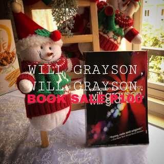 📚SALE! WILL GRAYSON, WILL GRAYSON