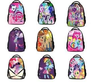 SCHOOL'S BACKPACK