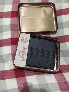 Levi's black wallet