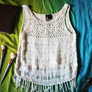 Bohemian Knitted Top