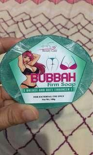 Bubbah Soap 100g. Breast and Butt Enhancer