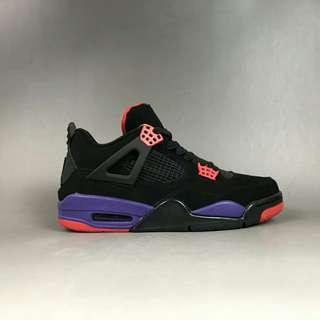 98b3fd3efc0 Nike Air Jordan 4 Raptors