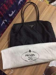 SALE! Prada original Tessuto nylon shoulder bag