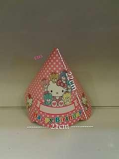 E115 - Kids Birthday Hat.