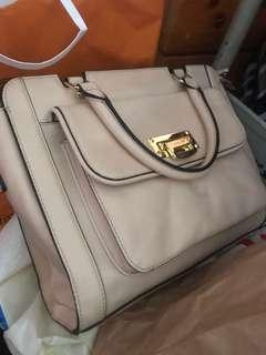 Leather bag 90%new