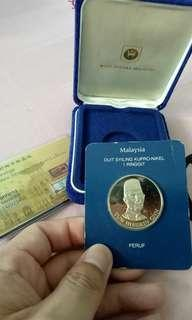 proof Coin 马来西亚纪念币  有兴趣欢迎pm我