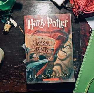 📚PRE-LOVED BOOKS FOR SALE📚 HP CHAMBER OF SECRETS