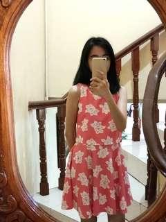 Crissa Pink Dress