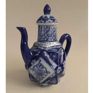 Vintage Tea Pot From The 70s