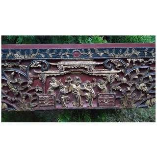 Antique 19th Chinese Carving No 3