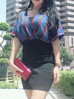 dress wanita zara