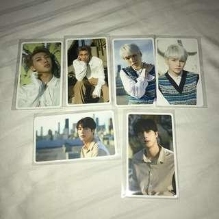 Dispatch magazine bts photocard