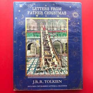 [VERY RARE] Letters from Father Christmas - J. R. R. Tolkien (Preloved)