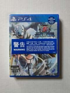 Earth Defense Forces 5 PS4 地球防衛軍5