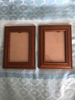 Wood Photoframes