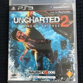 PS3 Uncharted 2 PlayStation Game