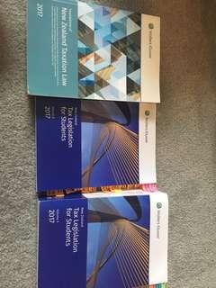 NZ Tax for students bundle 2017