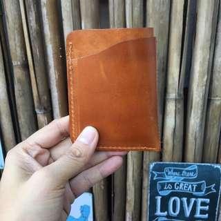 Genuine Leather Cardholder Wallet