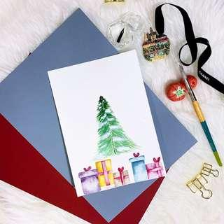 Handmade Cards (Christmas/anniversary)