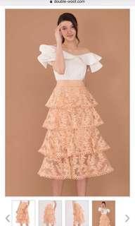 Doublewoot dofitava skirt